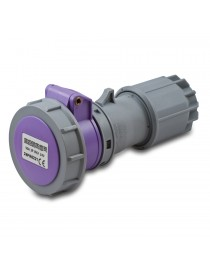PR.2P+T 16A 240V 6H BLU IP67