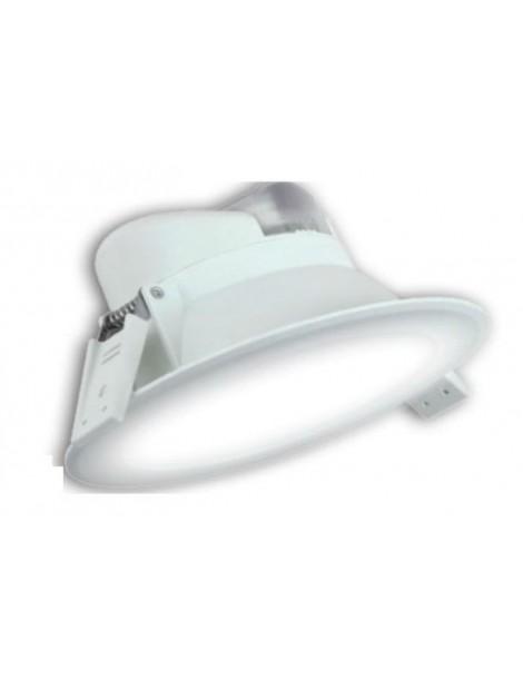 FARETTO LED INCASSO 10W TRICOLOR 220v