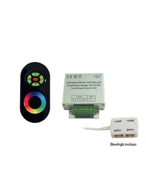 KIT RADIOFREQUENZA RGB X LED SENZA CONV.