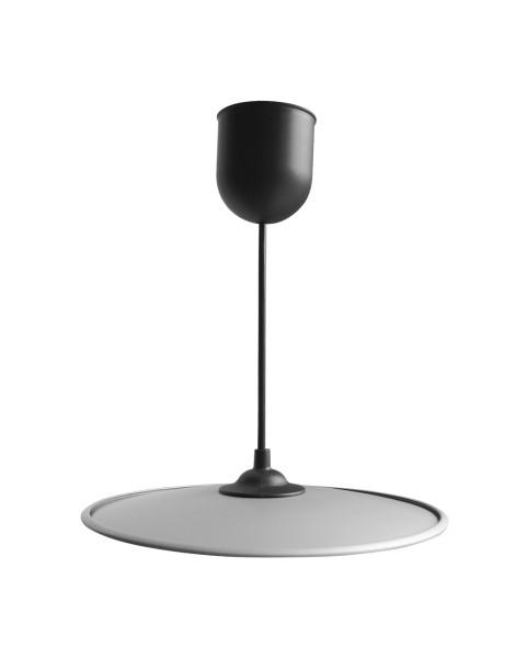 SOSPENSIONE PER LAMPADE E27 SILVER