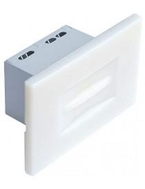 LAMPADA EMERGENZA+SEGNAPASSO LED X 503