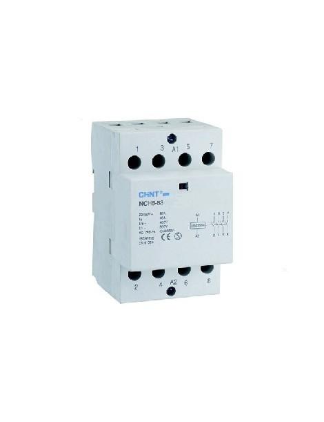 NCH8-63.40/230-CONT.MOD. 63A 4NA 230VAC