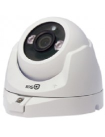 TELECAMERA XVI 2,1MP.3,6MM.DOME LED 25MT
