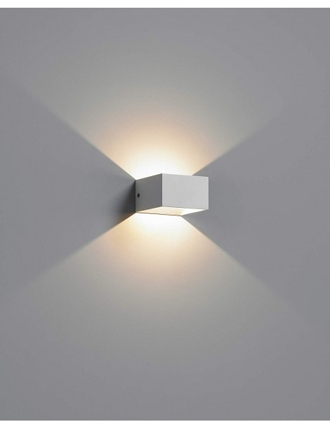 APPLIQUE LUMINA CUBE 2700K 6W UP-DOWN B.