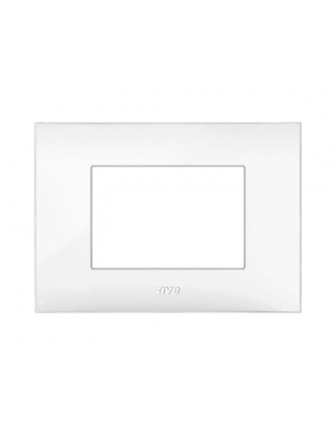 PLACCA YOUNG44 BIANCO 3M