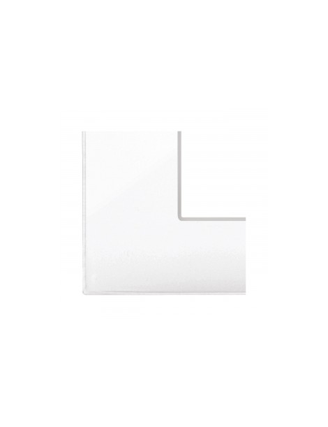 PLACCA YOUNG44 BIANCO 7M