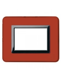 PLACCA PERSONAL44 ROSSO POMPEI 3M