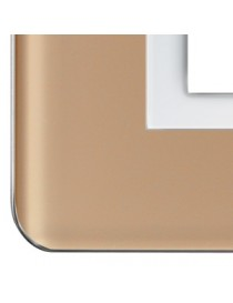 PLACCA PERSONAL44 BEIGE LUCIDO 4M