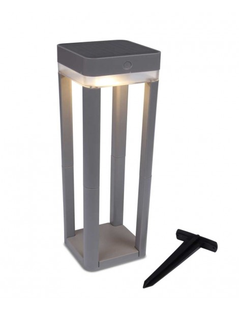 PALETTO SOLARE TABLE-CUBE 100LUMEN