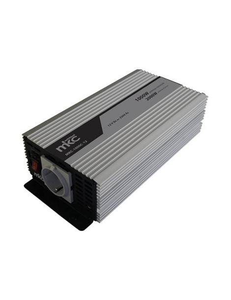 INVERTER 12V.DC/230V.AC 1000W SOFT START