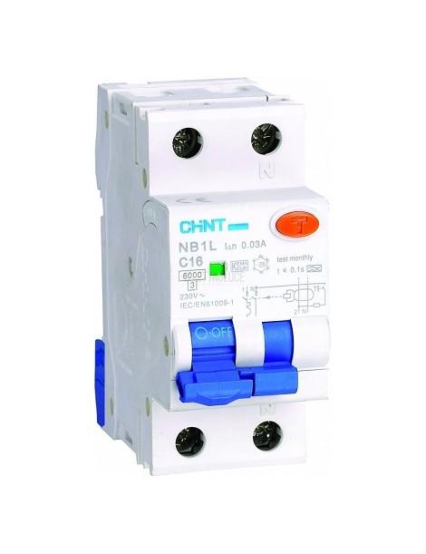 NB1L1/C40-1PN-4,5-A30 -INT MTD 1P+N 40A