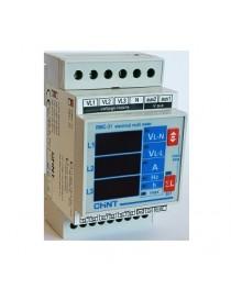 RMC-31-MULTIMETRO DIGITALE 3MIS VAUX 230
