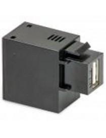 ALIMENTATORE USB 5V 2.1A NERO