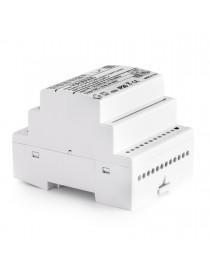 ALIMENTAT.12VDC 4.5A, 4MOD. DIN IN230V