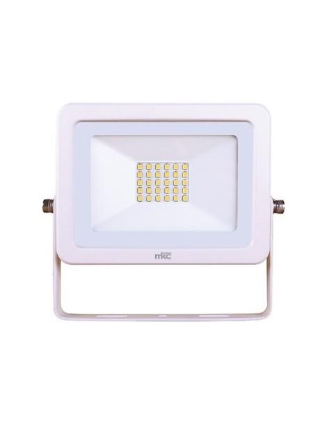 PROIETT.LED IP65 20W 4000K B. 5 ANNI GAR