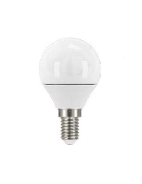 LAMPADA LED SFERA E14 7,5W RESA 60W 2700