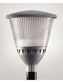 LAMPIONE DA PALO PATIO E27 SCHERMO RIGAT