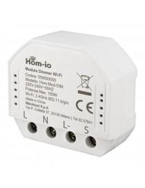 HOM-IO Modulo Dimmer 150W incasso WiFi.