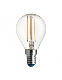 LAMPADA LED SFERA STICK E14 4W 40W 2700K