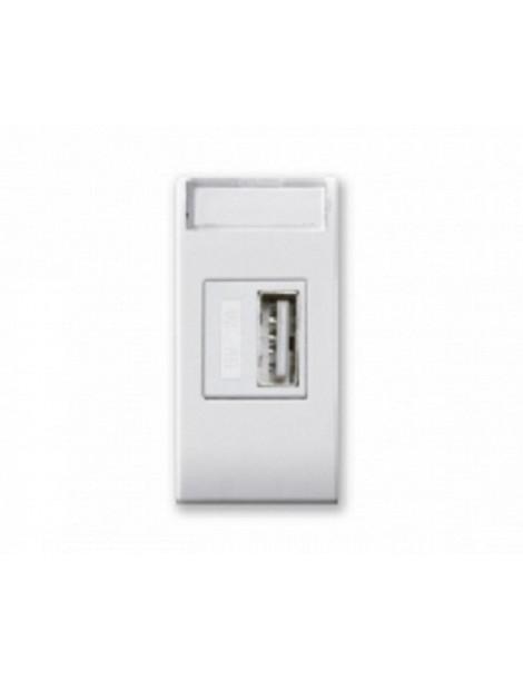CARICATORE USB UNIVERS. 2A DOMUS 1M