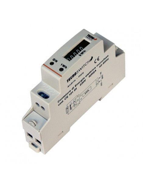 CONTATORE ELETTR. DI ENERGIA 1MOD.220V