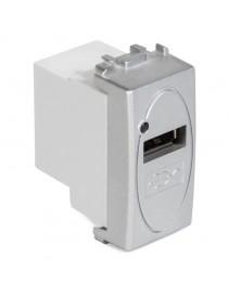 STEEL ALIMENTATORE USB 5V 1A