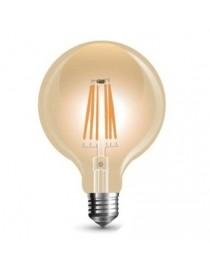 LAMPADA LED GLOBO D.125 AMBRATA 3W E27