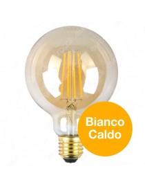 LAMPADA LED GLOBO D. 95 7W E27