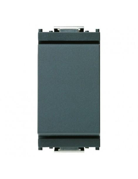 Deviatore 1P 10AX grigio