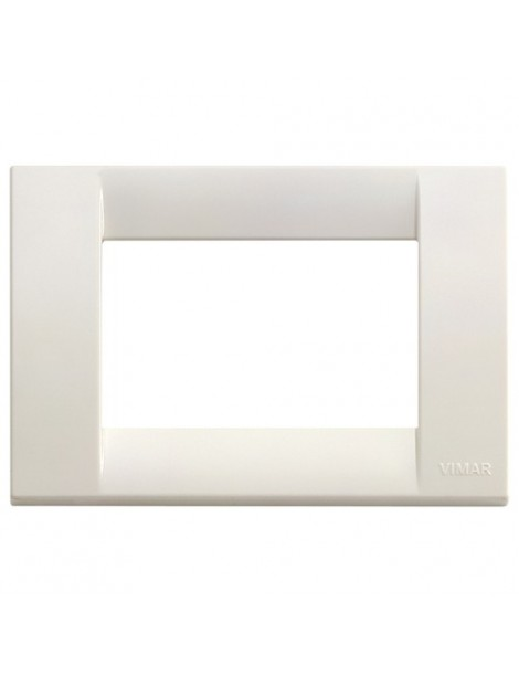 Placca Classica 3M bianco Idea