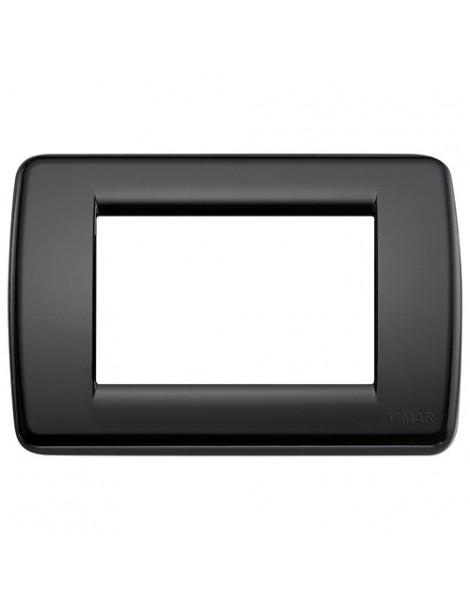 Placca Rondò 3M nero