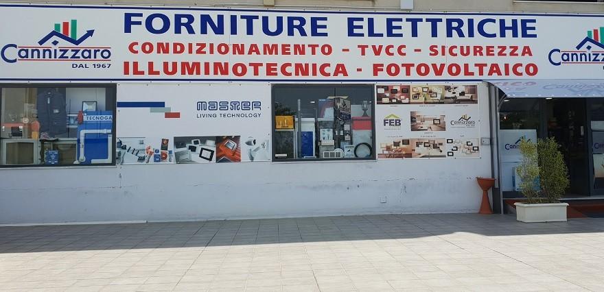 Cannizzaro Forniture Elettriche